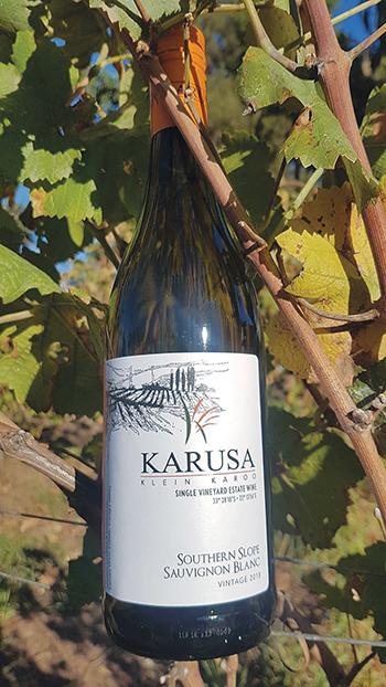 Karusa: Wyn van die Week