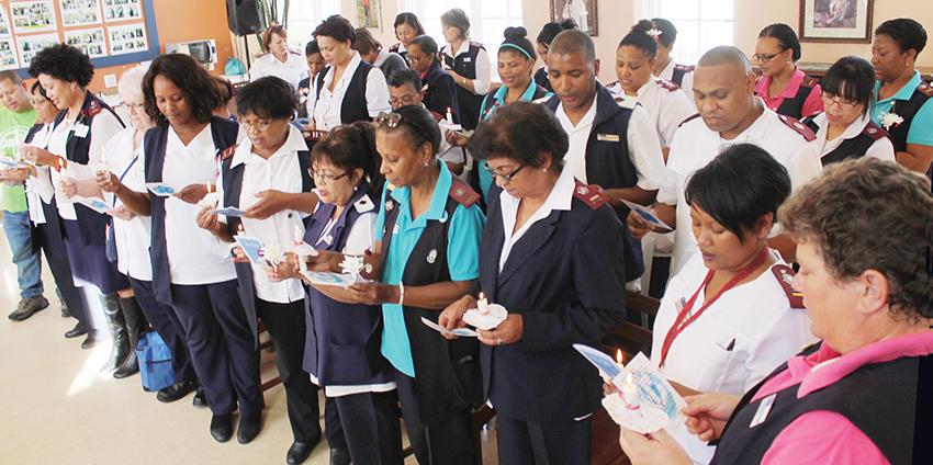 Internasionale Verpleegstersdag gevier