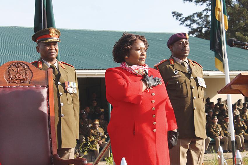 Meer as 1000 rekrute passeer uit by Infanterieskool