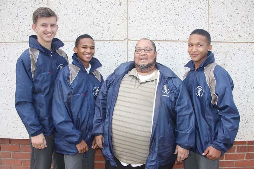 Drie van Wesbank gaan SA in tennis verteenwoordig