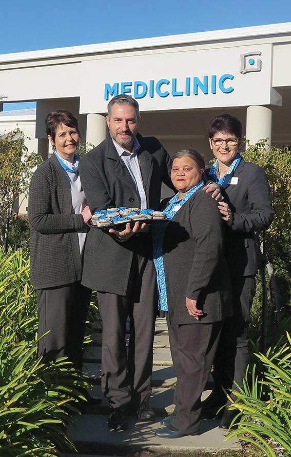 Mediclinic Klein Karoo is mondig!