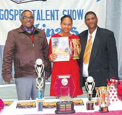 Gospelkompetisie 'n reuse-sukses