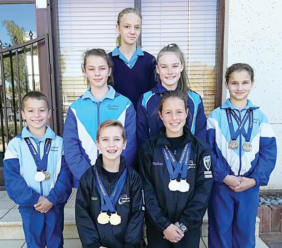 Gimnaste kwalifiseer vir SA's