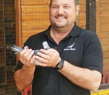 Willie Thysse se duif haal R10000 op veiling