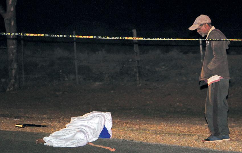 Vrou in rolstoel sterf in donker op Calitzdorppad