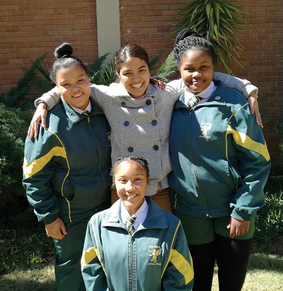 Vier leerders van Laerskool Van Reede het uitgeblink by die onlangse Idols-kompetisie