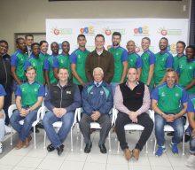 Afrika T20-krieket begin op Oudtshoorn Sportgronde
