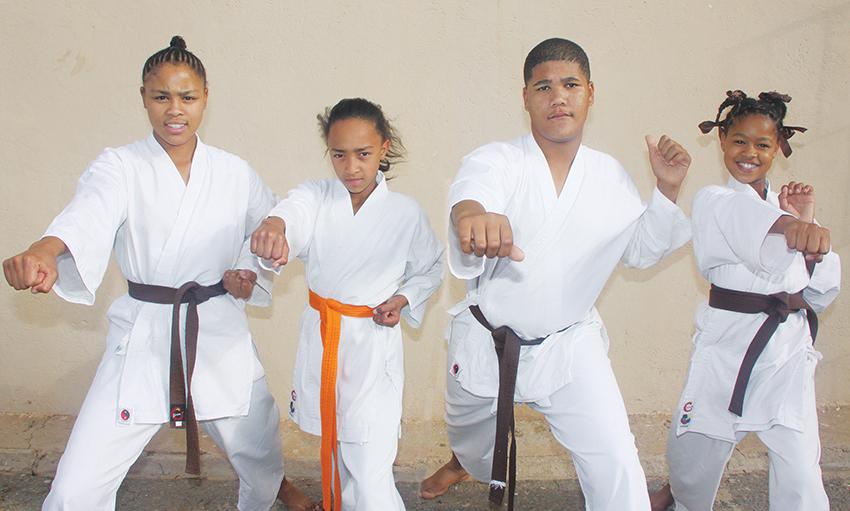 Vyf lede van Jikkai-do Karateklub gaan Suid-Afrika verteenwoordig by die Statebond Karate-toernooi