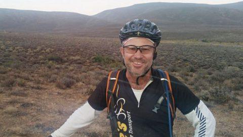Anru draf 'taaiste fietsren op aarde' kaf