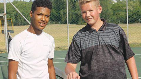 Tennisjaar met toernooi afgesluit