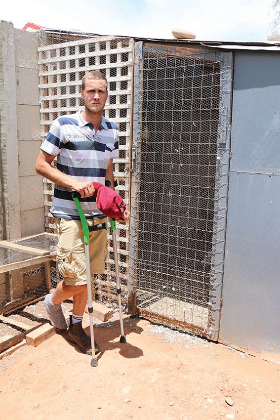R500-beloning na diefstal van R18 000 se vliegduiwe