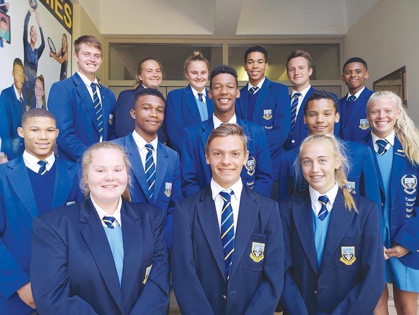 Veertien leerders van Langenhoven Gimnasium gekies vir SWD-atletiekspan