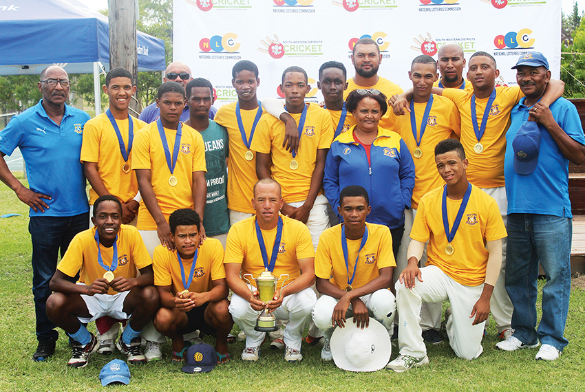 Union Stars B retain title