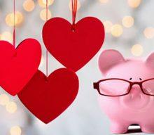 Vier so 'n 'ekonomiese'  Valentynsdag