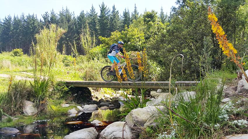 KKNK-fietsritte - feesgangers kan vanjaar die omgewing verken