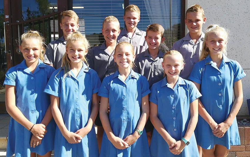 Laerskool Wesbank se Seuns- en meisietennisspanne neem deel aan Sun City Egalite-tennistoernooi