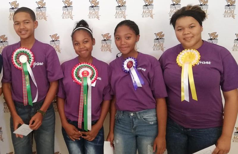 Hoërskool Calitzdorp-leerders presteer by Wes-Kaapse Jeugskoukampioenskap