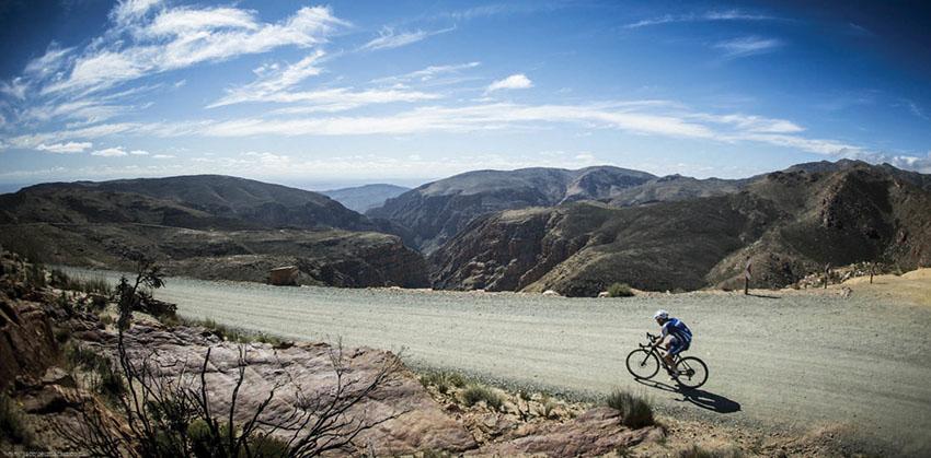 Uitdagende fietsrenne by  Prins Albert