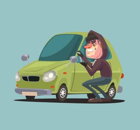 Maak seker jou voertuig is snags veilig