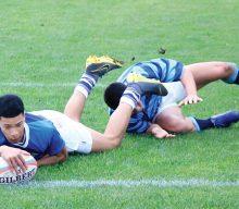 Rugbylegendes byeen