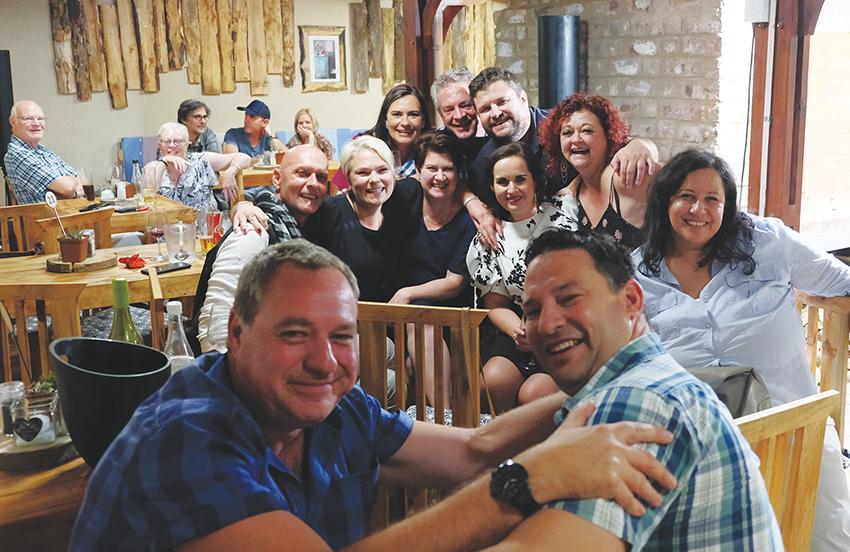 Nuwe intieme restaurant maak deure op Oudtshoorn