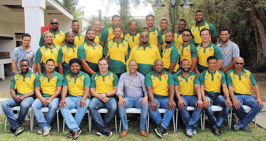 Sentraal-Karoo wen rugbyskild