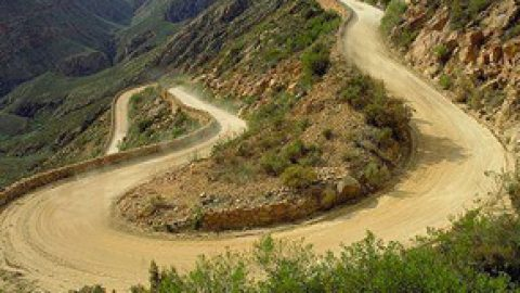Essential maintenance work planned for Swartberg Pass
